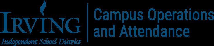 Campus operations subheader